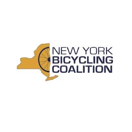 New York Bicycling logo