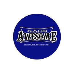 Race Awesome logo