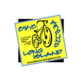 Bike Around Long Island logo