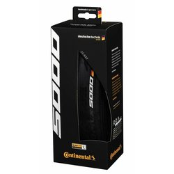 Continental Grand Prix 5000 (700c, Folding) - Set of 2