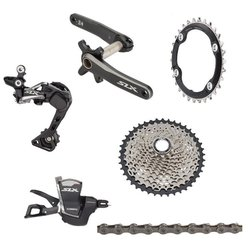 Shimano SLX M7000 Boost 175mm Complete Groupset