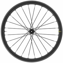 Mavic Ksyrium Elite UST Disc Center Lock Front Wheel