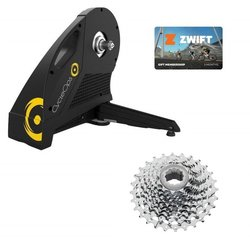 CycleOps Hammer Direct Drive Trainer with 11-Speed Cassette and 3-Month Zwift Membership