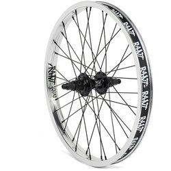 "SHADOW CONSPIRACY OPTIMIZED FREECOASTER REAR 20/"" WHEEL LHD 9T BMX BIKE SILVER"