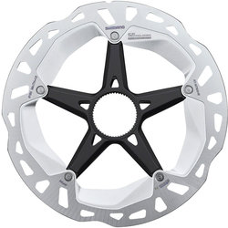 Shimano XT RT-MT800-S 160mm Centerlock Disc Rotor with External Lockring