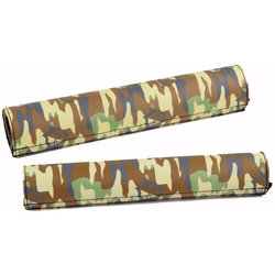 S & M Bikes Camo Shield Wrap Pad Set