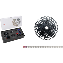 SRAM SRAM XX1 Eagle AXS GX DUB Groupset with NX Cassette and Chain