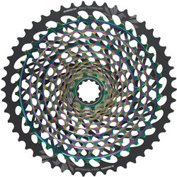 SRAM XX1 Eagle AXS XG-1299 Cassette - 12-Speed, 10-50t, Rainbow