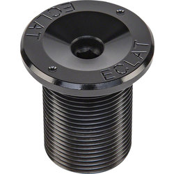 Eclat Top Bolt 24x1.5mm Thread, Black