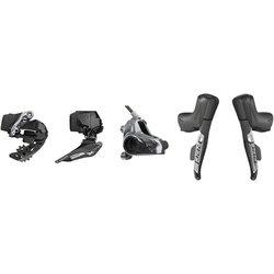 SRAM SRAM Red eTap AXS 2x Flat Mount HRD Electronic Groupset