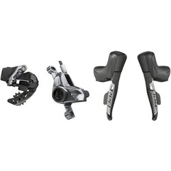 SRAM SRAM Red eTap AXS 1x Post Mount HRD Electronic Groupset