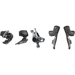 SRAM SRAM Red eTap AXS 2x Post Mount HRD Electronic Groupset