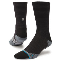 Stance Bike Solids Wool Crew Socks