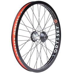 Odyssey Hazard Lite Freecoaster Front Wheel, Black