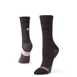 Stance Women's Bike Solid Wool Crew Socks
