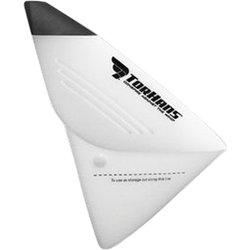 TorHans VR Frame Mount Aero Water Bottle, 20oz White