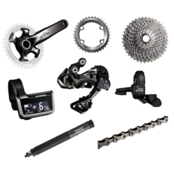 Shimano XTR 9050 170mm Di2 Complete Groupset