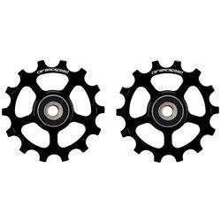 CeramicSpeed Pulley Wheels Aluminum Coated