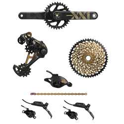 SRAM XX1 Eagle Dub Groupset with Brakes