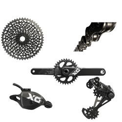 SRAM X01 Eagle BB30 5-Piece Groupset