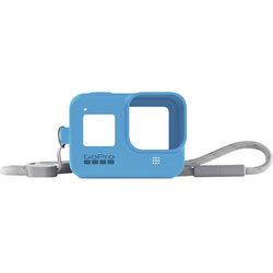 GoPro Silicone Sleeve and Adjustable Lanyard Kit for GoPro HERO8