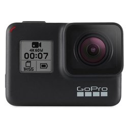 GoPro HERO7 Black Specialty Bundle with SD card
