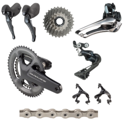 Shimano Dura-Ace 9100 170mm Compact Groupset