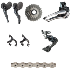 Shimano Dura-Ace 9100 Groupset without Crankset