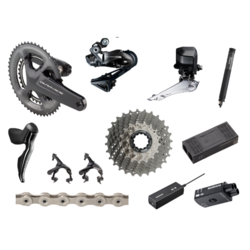 Shimano Dura-Ace 9150 Di2 172.5mm Mid-Compact Groupset