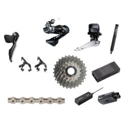 Shimano Dura-Ace 9150 Di2 Groupset without Crankset