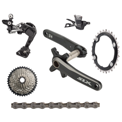 Shimano SLX 7000 170mm 6-Piece Groupset