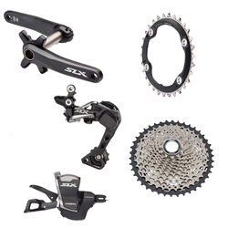 Shimano SLX M7000 175mm Complete Groupset