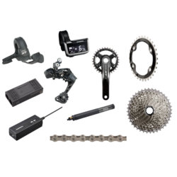 Shimano XT 8050 Di2 Boost 10-Piece Groupset