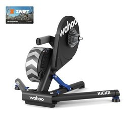 Wahoo KICKR Power Trainer 2018 with 3-Month Zwift Membership