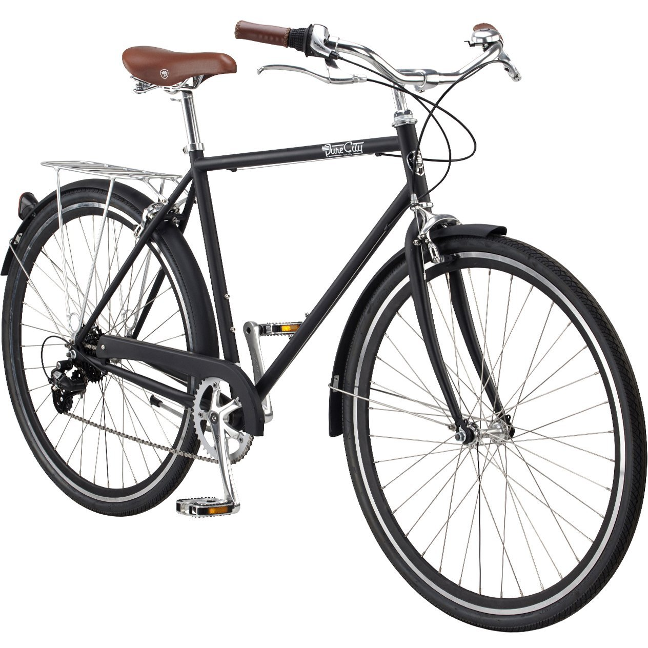Pure Cycles 8-Speed Urban Commuter Bicycle