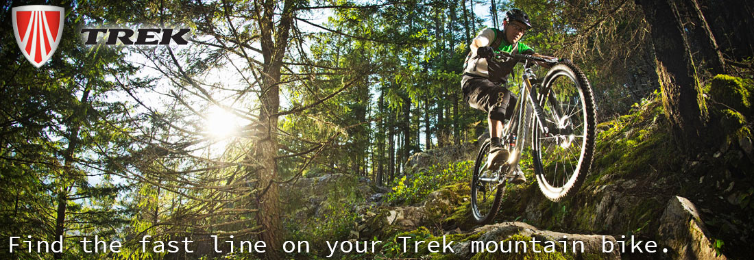Trek's mountain bikes shred technical singletrack and everything else