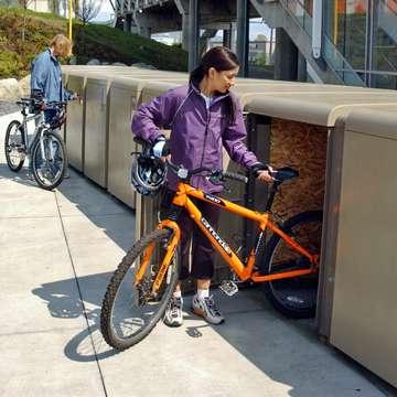 CycleSafe ProPark Standard Model