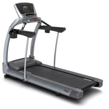 Vision Fitness T80 Treadmill w/Elegant Console