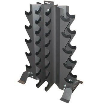 Hoist 4 Sided Vertical Dumbbell Rack (HF-4480)