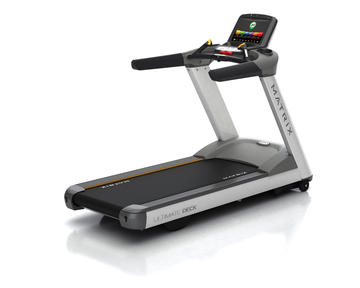"Matrix T7xe Treadmill w/ 15"" Touch Screen"