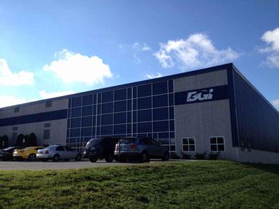 BGI Fitness Commercial Storefront