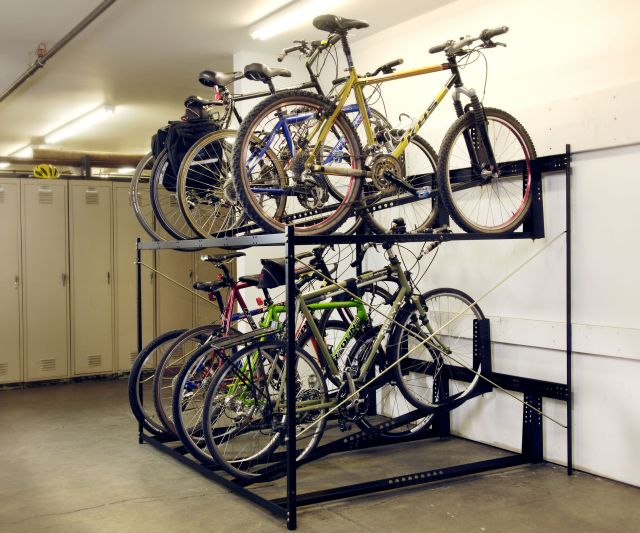 Indoor Bicycle Parking