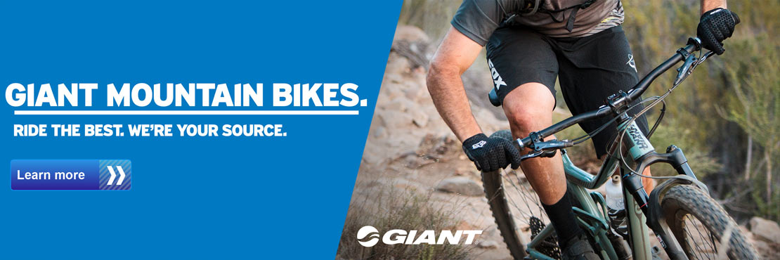 Giant Mountain Bikes - Ride the best!