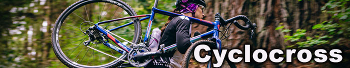 Try something new - Cyclocross!