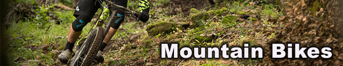 Kick up some dirt on a Mountain Bike, or mtb, from Diamond Cycle!