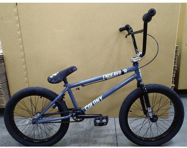 "Colony Endeavour 20"" BMX Bike (21"" Toptube)"