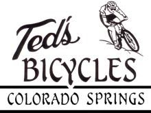 ted's bicycle logo