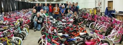 Ted's Bicycles Volunteers