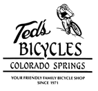Ted's Bicycles Logo