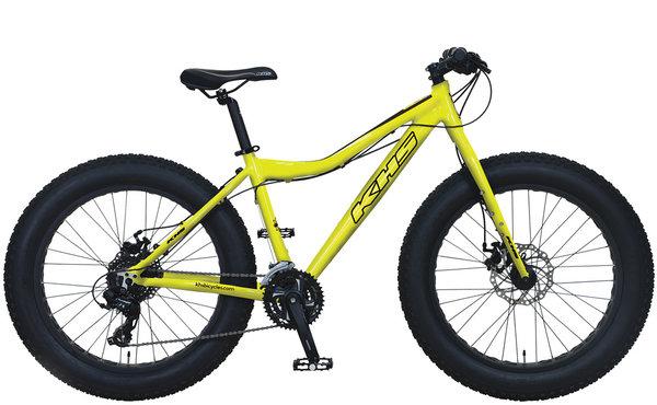"""KHS 4 Season 300sf 24"""" Fat Bike"""